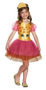 Western Halloween Costumes U0027s Shopkins Kookie Cookie Costume Kids Costumes