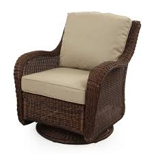 Resin Wicker Rocking Chair Amazoncom Bone Leatherette Glider Rocker Recliner Chair With