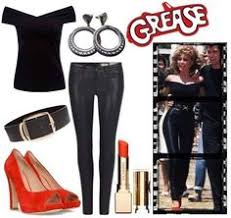 Grease Halloween Costumes Color Courtney York Fashion Blog Costume Craze