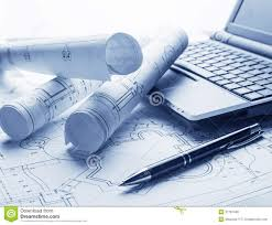 Blueprints by Technology Blueprints Royalty Free Stock Photos Image 31761048