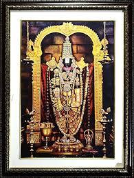 lord venkateswara photo frames with lights and music buy dglow tirupathi balaji swamy wall hanging frame with dark