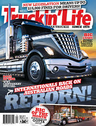 old kenworth emblem truckin life issue 52 2015 by augusto dantas issuu