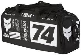 fox honda motocross gear fox racing podium union gear bag revzilla