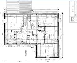 plan maison 5 chambres gratuit plan de maison 5 chambres plain pied gratuit 17 plan maison en