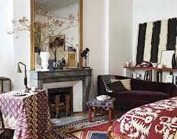 Eclectic Style An Elegant Take On Global Eclectic Style Apartment Therapy
