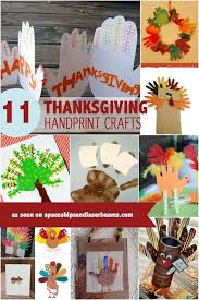 11 thanksgiving handprint and footprint crafts your boys will