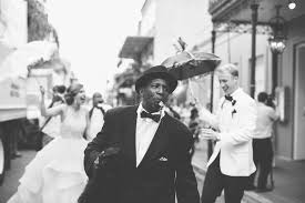 second line wedding thinking about a new orleans second line parade for your