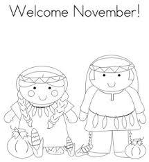 months november coloring november coloring november