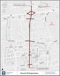 Aurora Illinois Map by Rt 59 Construction To Increase Mon April 29 Positively Naperville