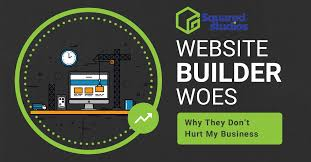 design woes website builder woes g squared studios