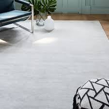 lucent rug frost gray west elm