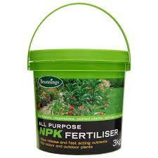 fertiliser for native plants brunnings all purpose npk fertiliser 3kg big w