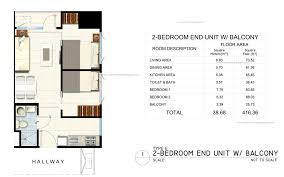 36 sqm sm development corporation condominium fame residences