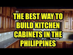 where to buy kitchen cabinets in philippines kitchen cabinets in the philippines