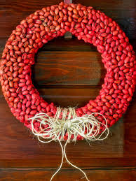 Decorative Wreaths For Home by Diy Christmas Door Decorations Hgtv
