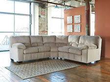 microfiber modern sectional sofas loveseats u0026 chaises ebay