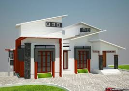 kerala home design staircase furniture low budget kerala home design with 3d plan 4 appealing