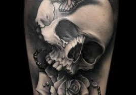 skull and skeleton tattoos monsters and skulls the tattoos of