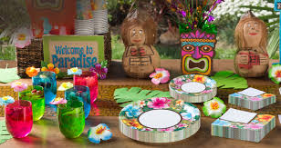 Tropical Themed Party Decorations - 100 tropical theme party colorful hawaiian tropical theme party