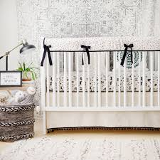 black crib sheet woodland baby sheet neutral crib sheets