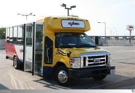 Six Flags Shuttle Bus Ford Fotos Bus Bild De