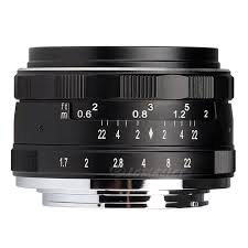 meike aps c e 35mm f1 7 aperture manual prime lens aps c for sony