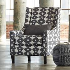 ashley furniture home theater seating ashley furniture brace accent chair in granite local furniture