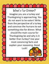 the turkey thanksgiving writing project ccss aligned grades 3 6