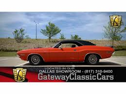 1970 dodge challenger for sale on classiccars com 68 available