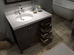 large bathroom vanity single sink large single sink wood and copper bath vanity sinks online loversiq