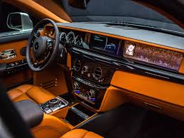 inside rolls royce the rolls royce phantom personalizes opulence wired