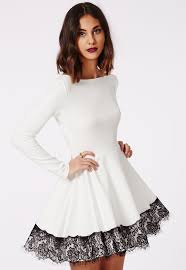 11 76 dress in black and white fashion for women pinterest