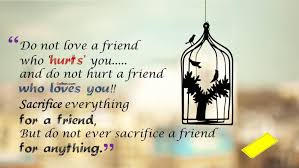 Love Quotes For A Friend by Sad Quotes On And Photo On Friendship 50 Sad Friendship Quotes