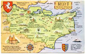 Dover England Map by Kent England Map London Map