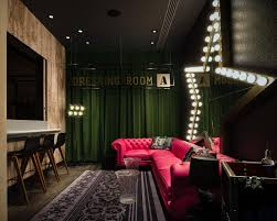 the o2 vvip dressing room a rocket projects