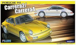 porsche japan fujimi porsche 911 carrera 2 carrera 4 1 24 real sports car