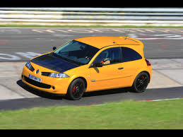 renault yellow 2009 renault megane r26 r yellow side angle speed top 1280x960