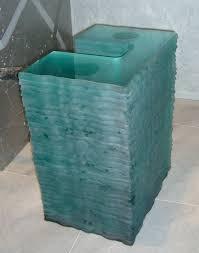 Glass Bathroom Vanity Bathroom Vanity Glass Sans Soucie Glass