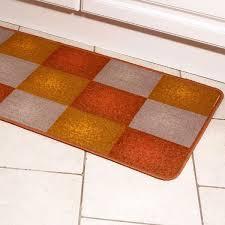 tapis damier tapis de cuisine nappes