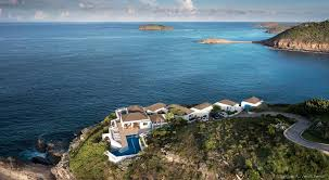 St Barts Map by Villa Cap Au Vent Pointe Milou St Barts By Premium Island Vacations