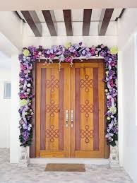 Main Door Flower Designs by Modern Meets Classic Style In Kim Chiu U0027s Quezon City Home Rl