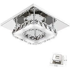 modern round chrome u0026 clear acrylic ip44 rated bathroom ceiling