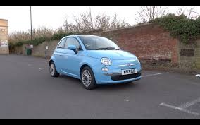 2013 fiat 500 1 2 69 lounge start up and full vehicle tour youtube