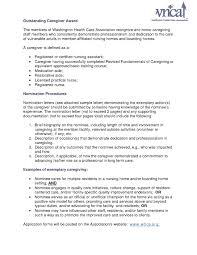 Sample Resume For Caregiver For An Elderly by Caregiver Resume Skills Free Resume Example And Writing Download