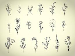 small flower tattoos inspiration small
