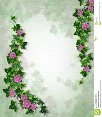 wedding invitation background free download wedding invitation ivy floral border royalty free stock images