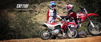 honda motocross bike crf110f dirt bike u003e honda u0027s youth motorcycle