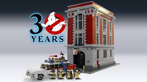 lego ghostbusters firehouse headquarters 75827 officially on