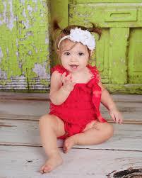 baby girl hair white baby headband white flower girl headband white shabby chic