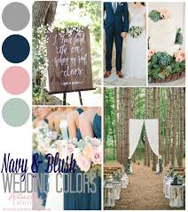 Pink And Grey Color Scheme Wedding Planning Navy U0026 Blush Wedding Scheme Wedding Colour